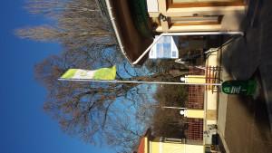 Steag informare centru turistic