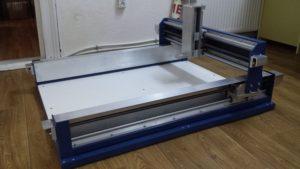 Router CNC pentru gravura si decupare