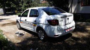 colantare masina politia locala